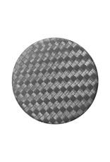PopSockets PopSocket PopGrip Universal Grip Holder - Carbonite Weave