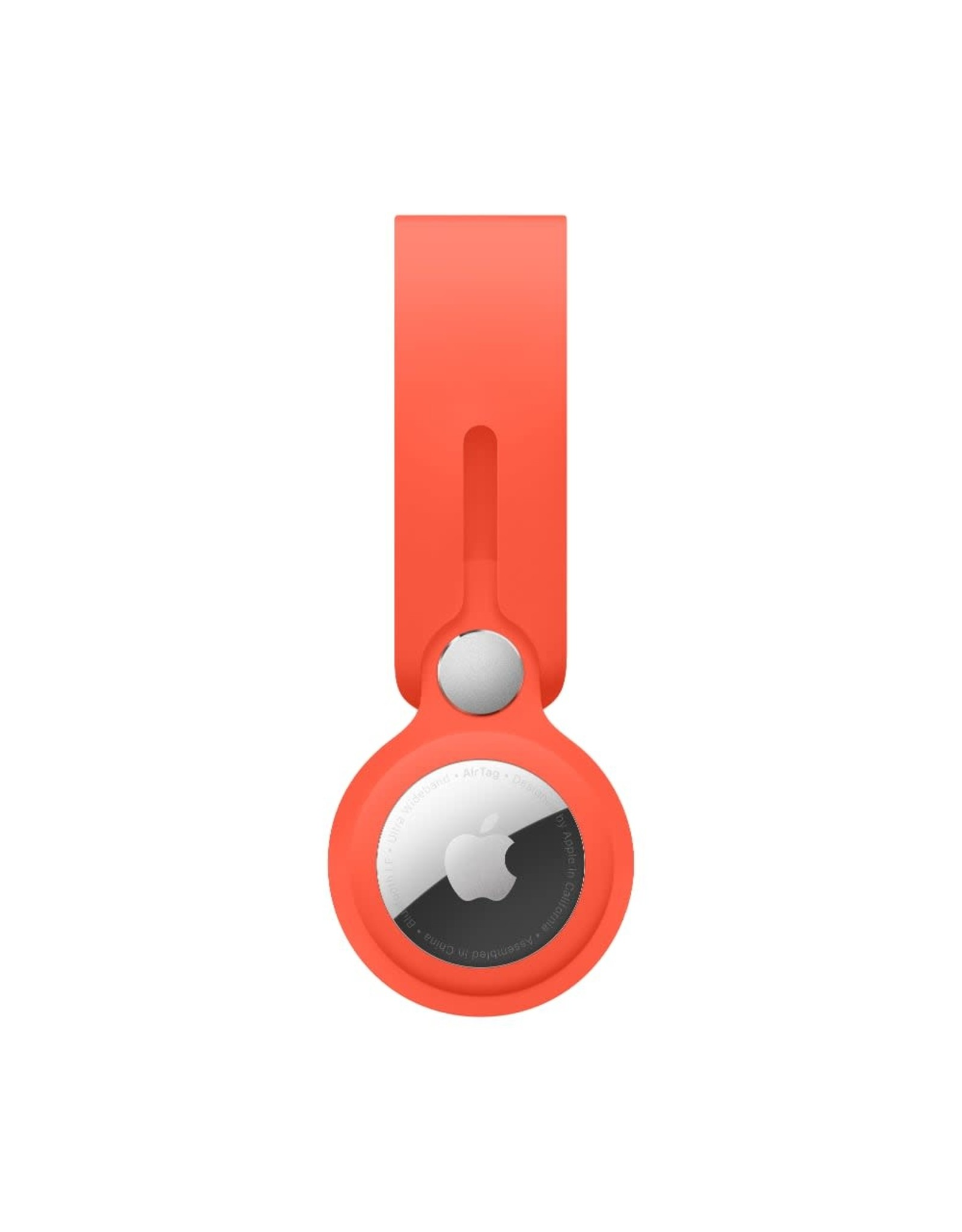 Apple Apple AirTag Loop - Electric Orange