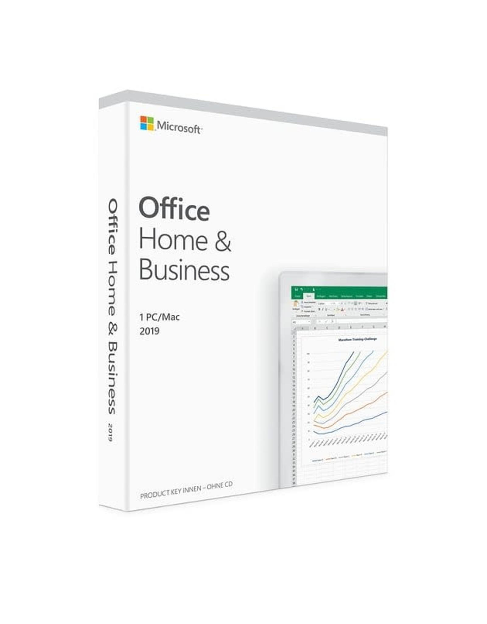 Microsoft Microsoft Office Home & Business 2019 (inc. Outlook) - 1 PC/Mac