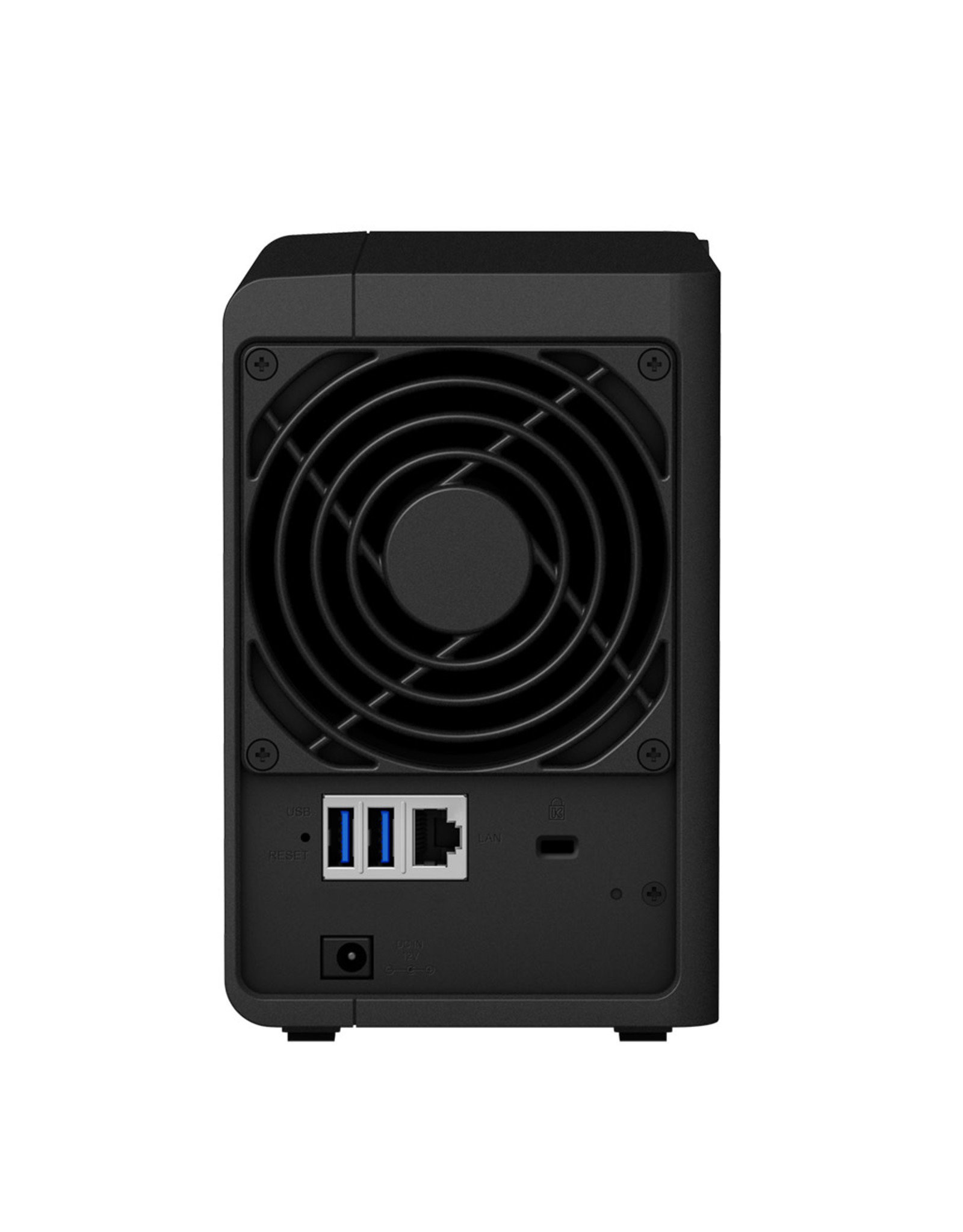 Synology Synology DS218 2-Bay Quad-core 1.4GHz NAS Server