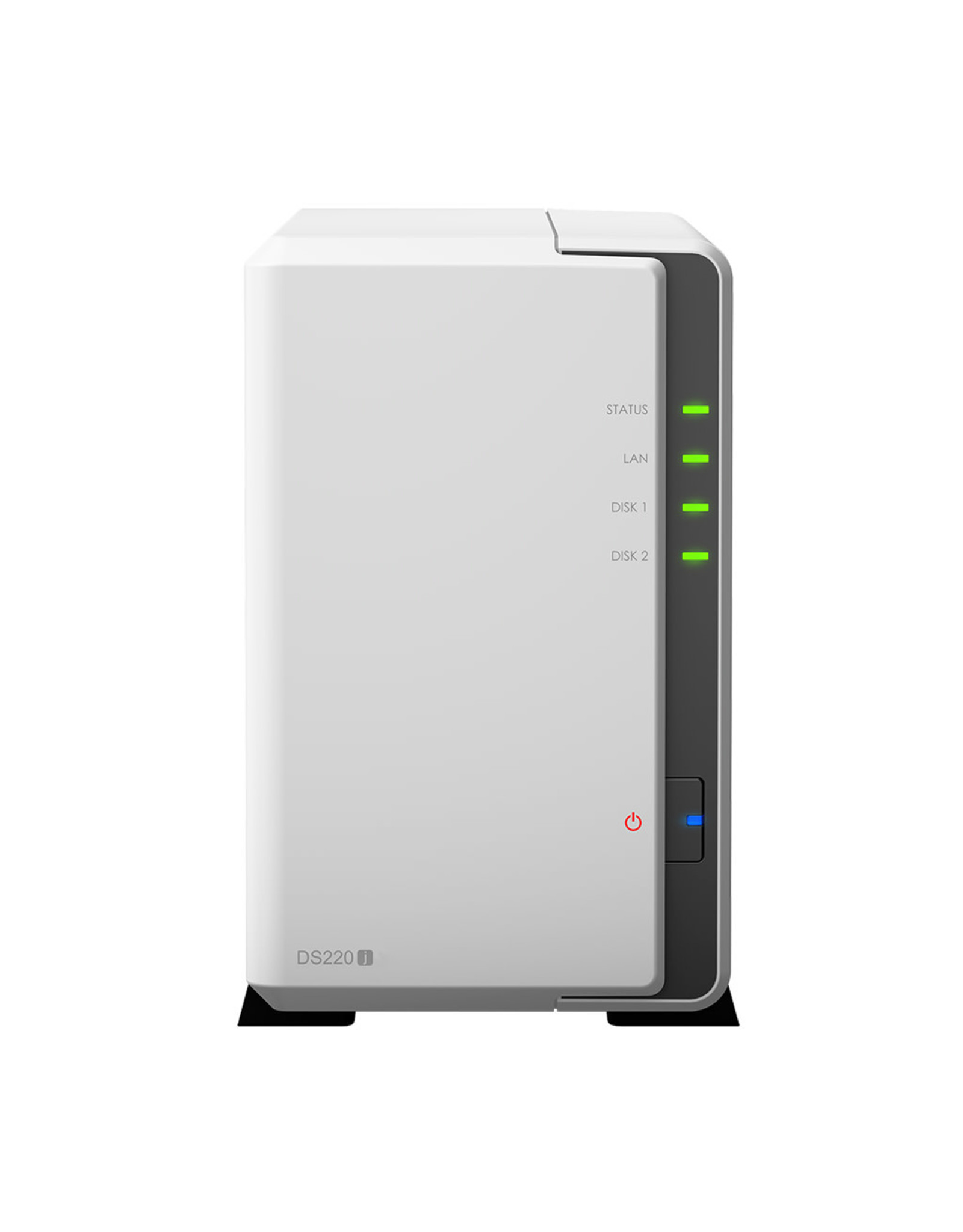 Synology Synology DS220J 2-Bay Quad-core 1.4GHz Budget NAS Server