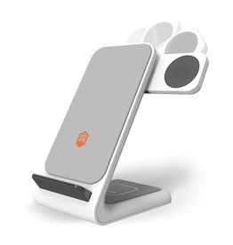 STM STM Chargetree Swing Multi Device Charging Station - White