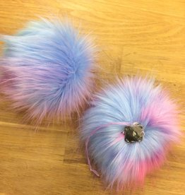 Luxury Faux Fur Pom Pom by Trappings & Trinkets