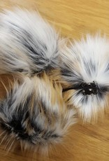 Trappings & Trinkets Luxury Faux Fur Pom Pom by Trappings & Trinkets