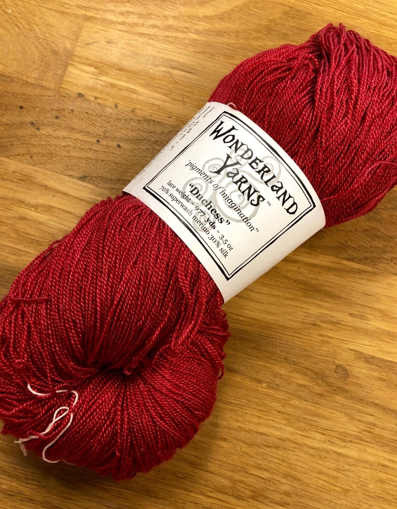 Wonderland Yarn Duchess Lace by Wonderland Yarns