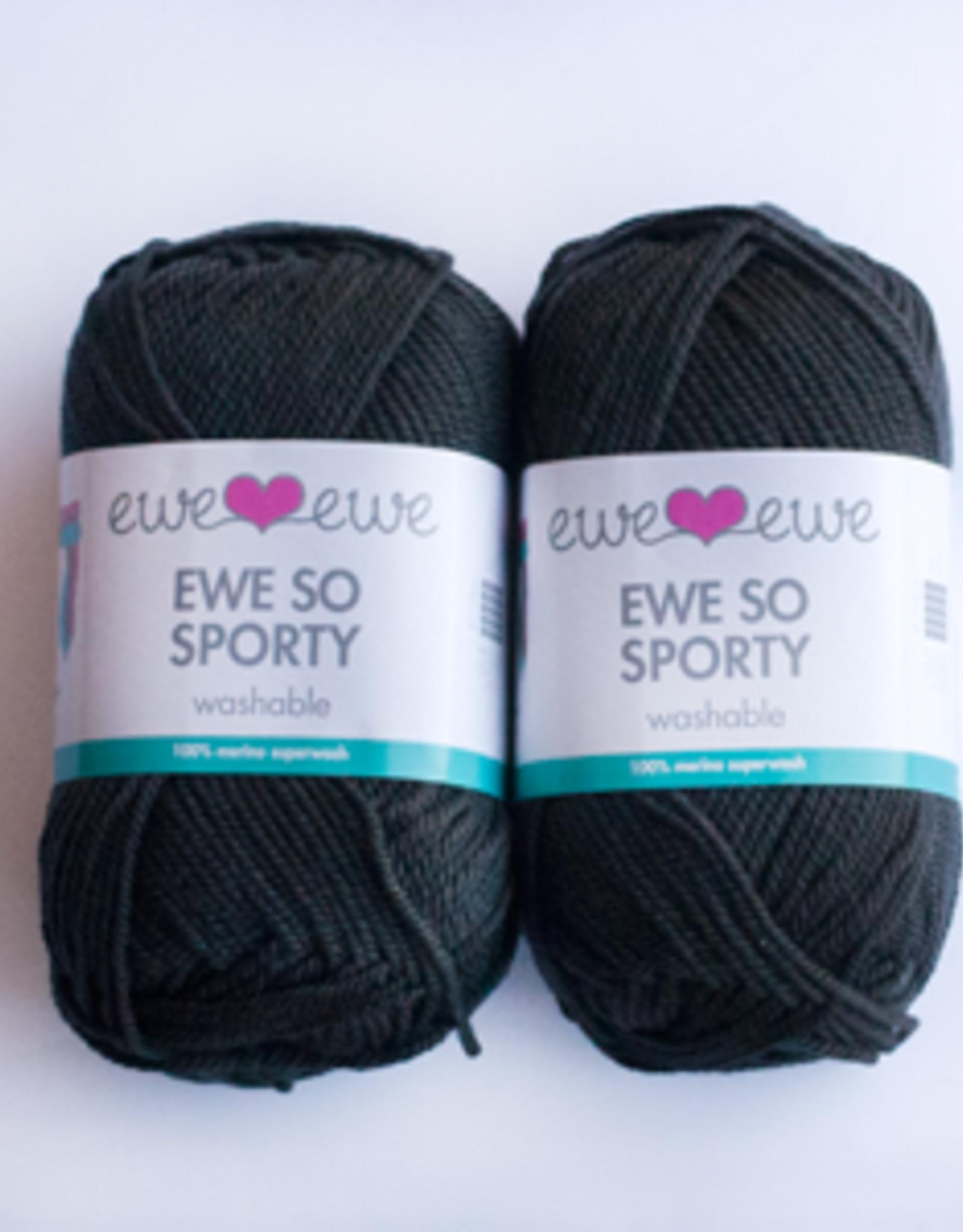Ewe Ewe Ewe So Sporty by Ewe Ewe Yarns Color Group 1