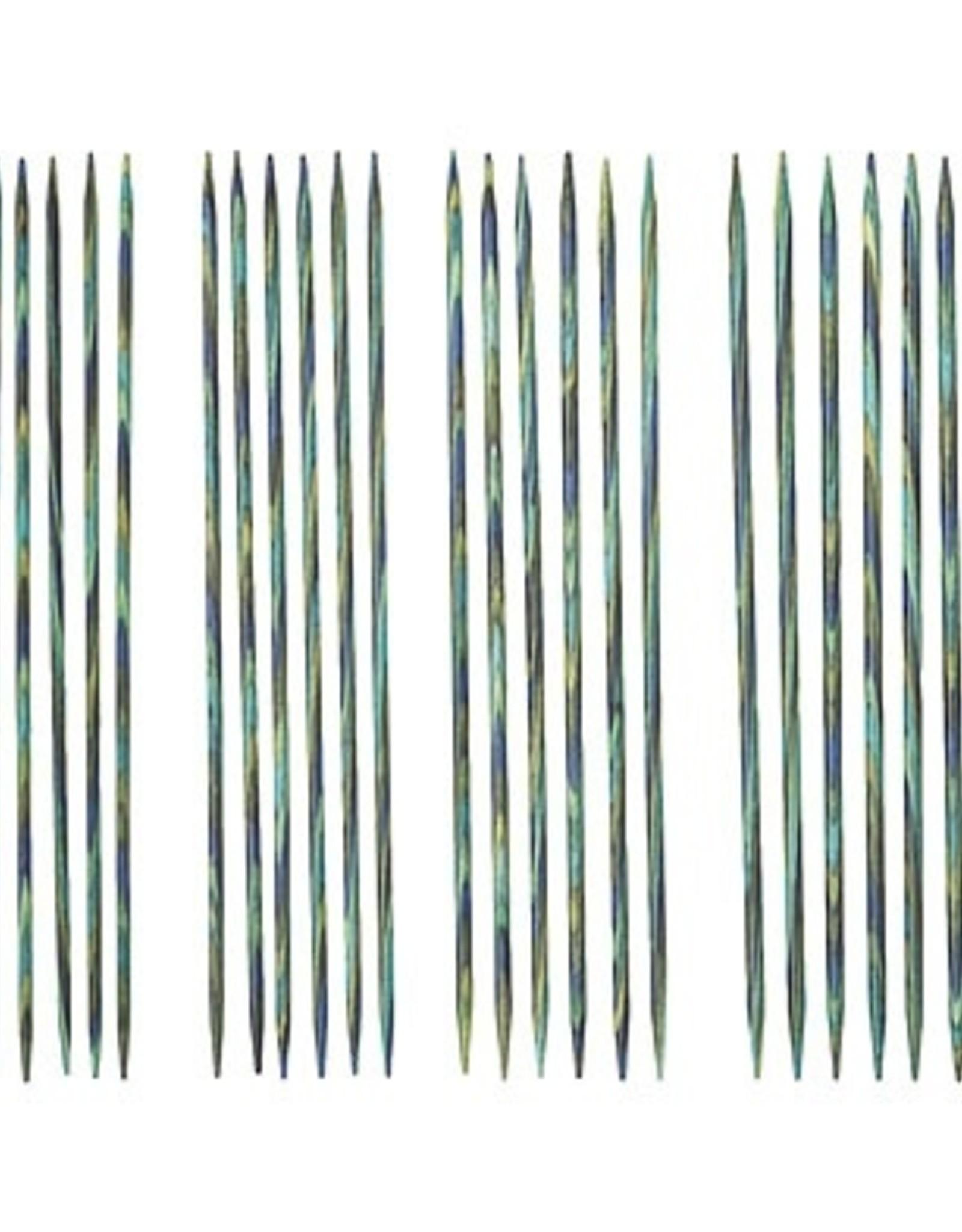 Knitpicks Caspian DPN Sock Set US 0-3 6in