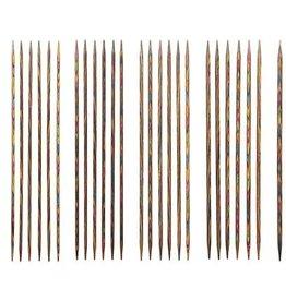 Knitpicks Rainbow DPN Sock Set US 0-3 6in