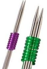 Knitpicks Knitting Needle Coil Wraps, small