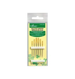 Clover Clover Gold Eye Tapestry Needles