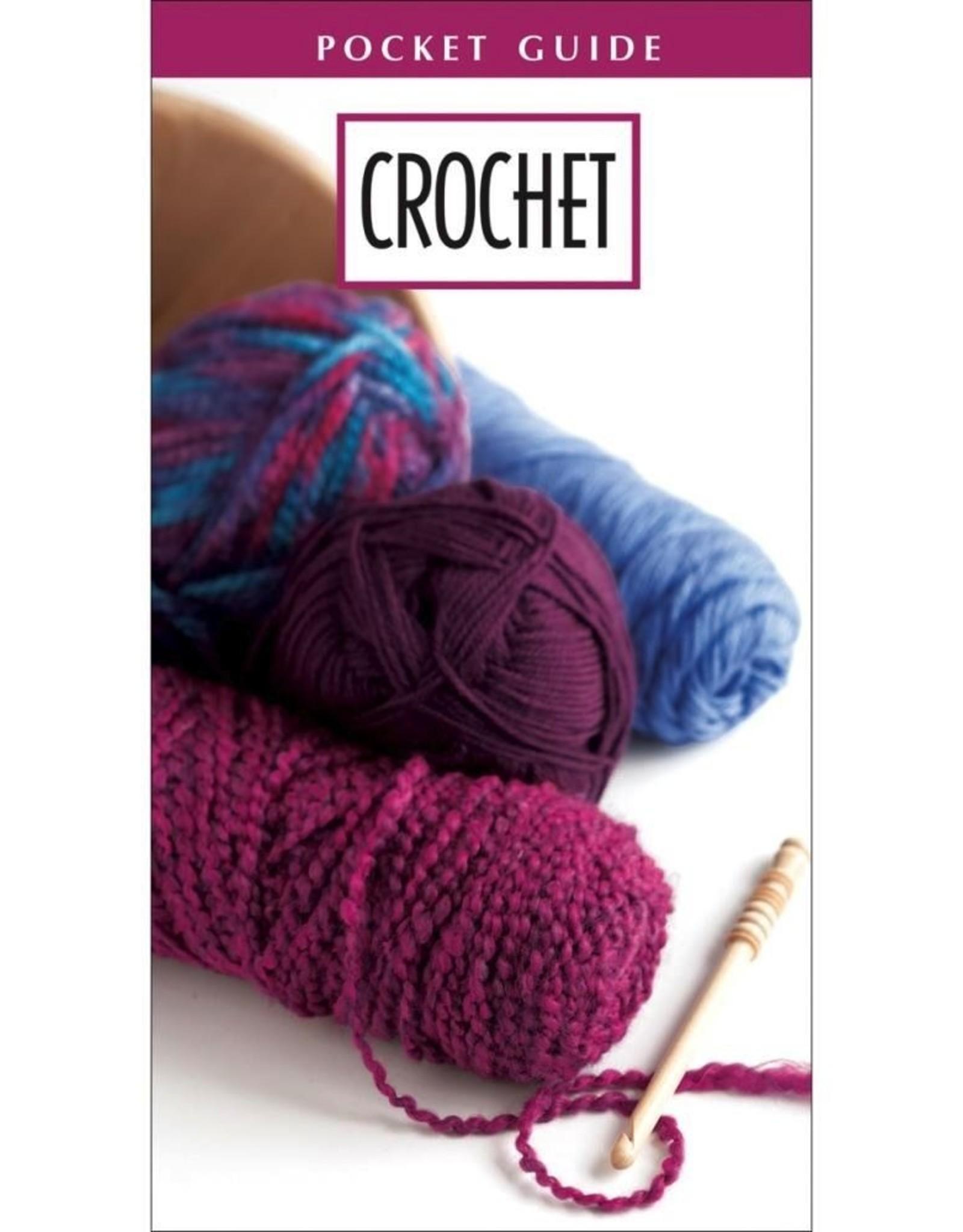 Leisure Arts - Crochet Pocket Guide