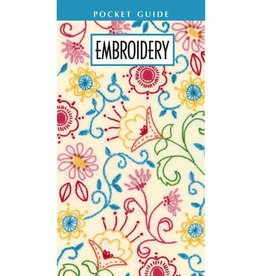 Leisure Arts - Embroidery Pocket Guide