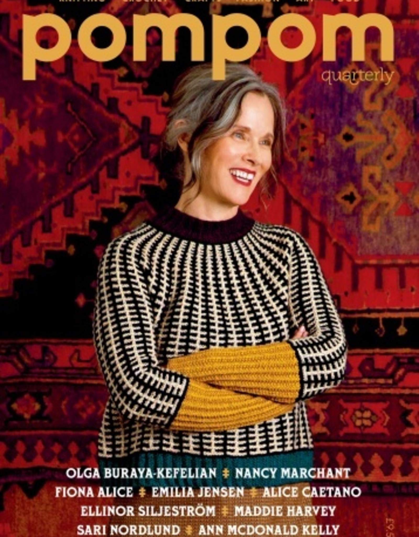 Pom Pom Pom Pom 22 Quarterly Magazine