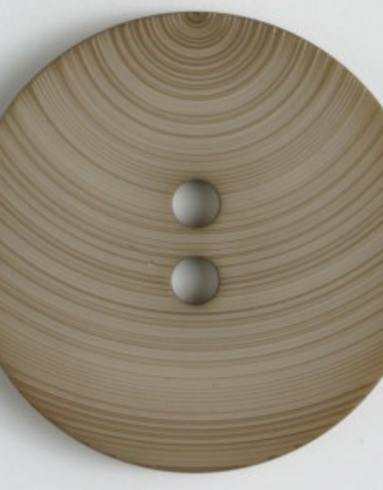 Dill Big Textured Button, 54 mm