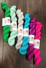 Yoshi & Lucy Yoshi and Lucy Mini Skeins