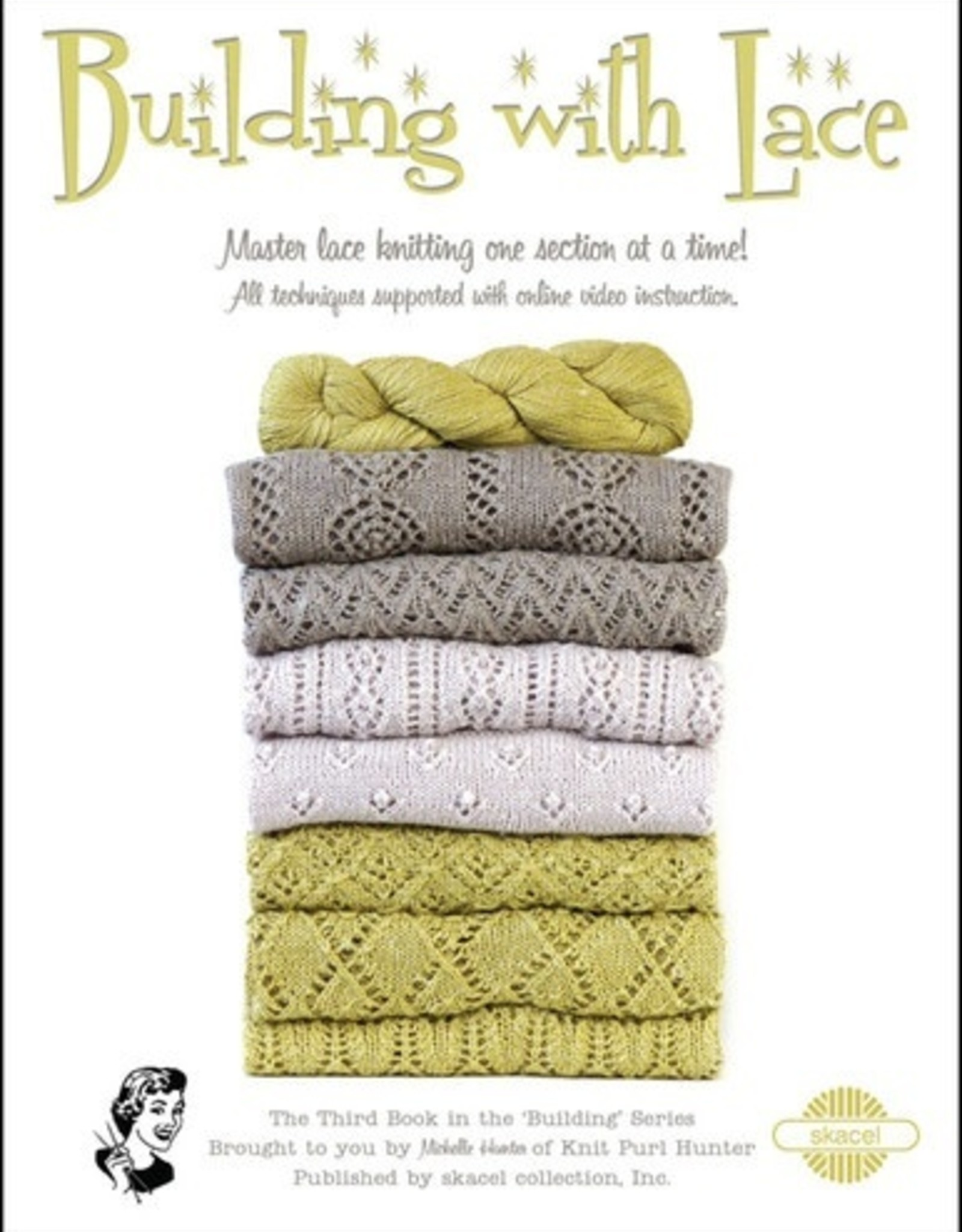 Building with Lace Pattern Book