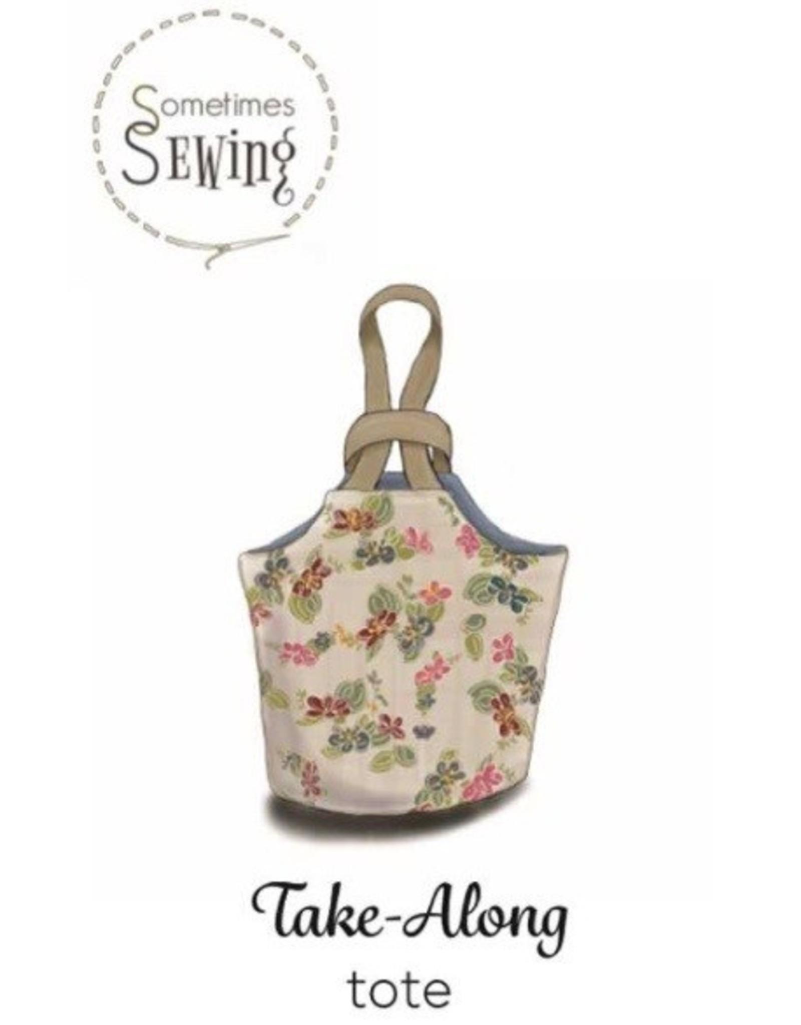 Take Along Tote Sewing Pattern