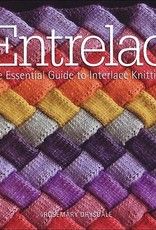 Entrelac: The Essential Guide to Interlace Knit By Rosemary Drysdale