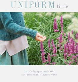 Madder Uniform Little - Knit and Sew Book