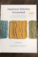 Hachette Japanese Stitches Unraveled