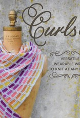 Pantsville Press Curls 3: Versatile, Wearable Wraps to Knit any Gauge