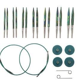 Knitpicks Options Short Interchangeable Needle Set 4-10