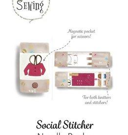 Social Stitcher Needle Books — Sewing Pattern