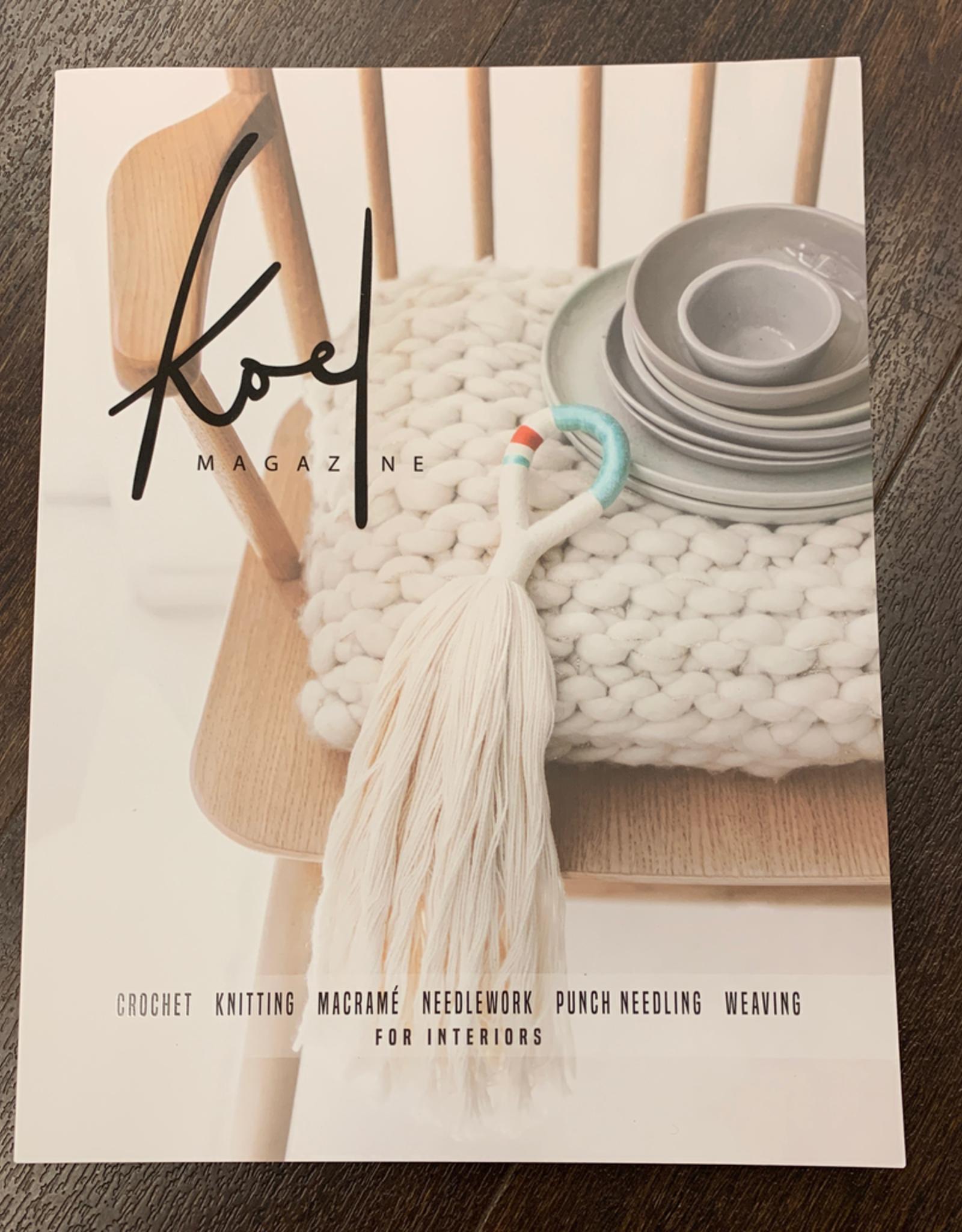 Koel Koel Magazine - Issue 6 Qtr 3 2018