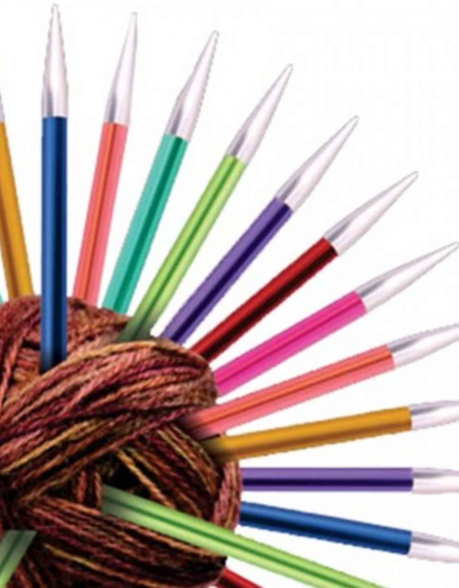 Zing Fixed Circular Needles by Knitter's Pride