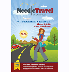 Needle Travel Fiber & Fabric Mania! a Travel Guide 2020