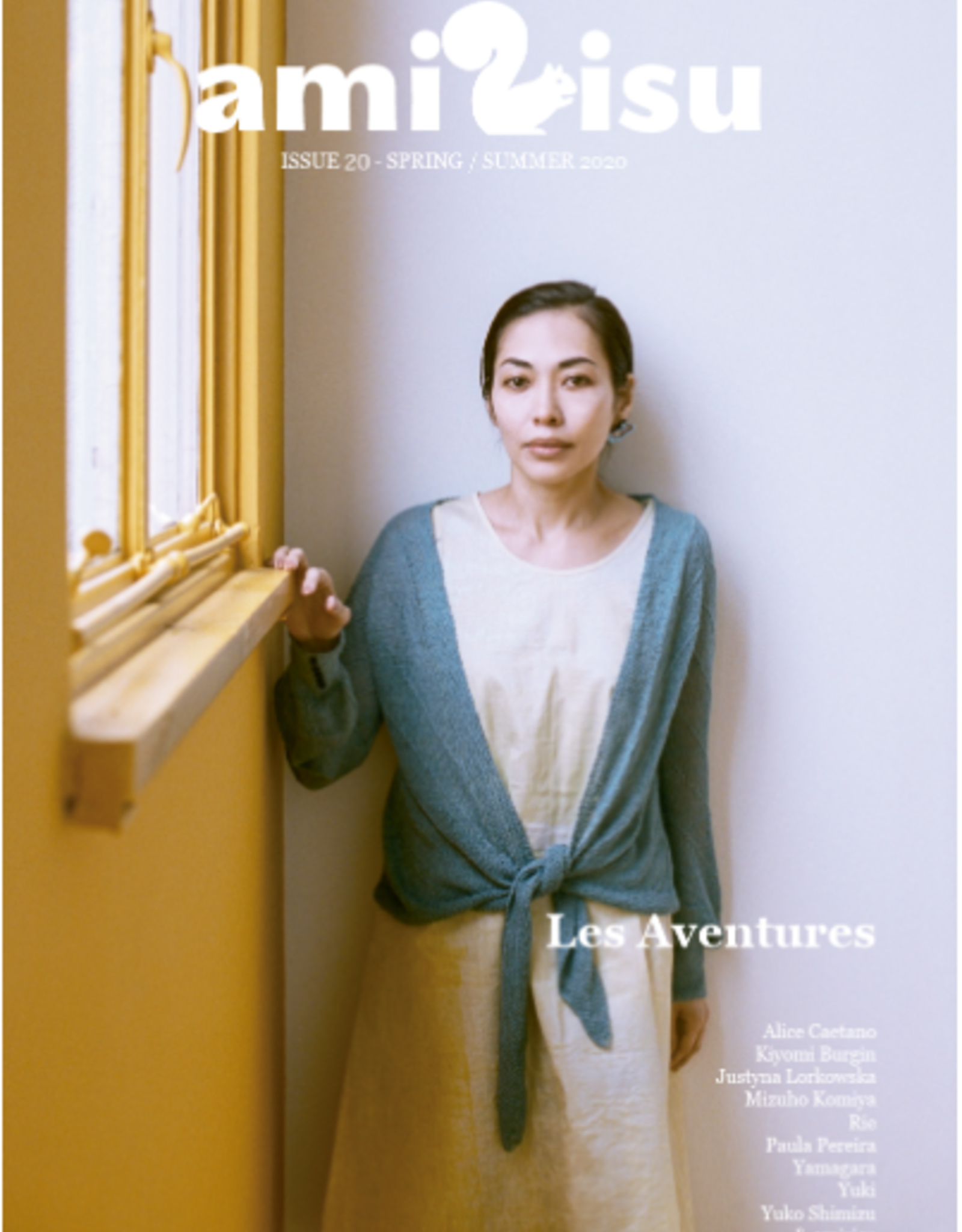 Amirisu Amirisu Summer 2020 - Issue 20