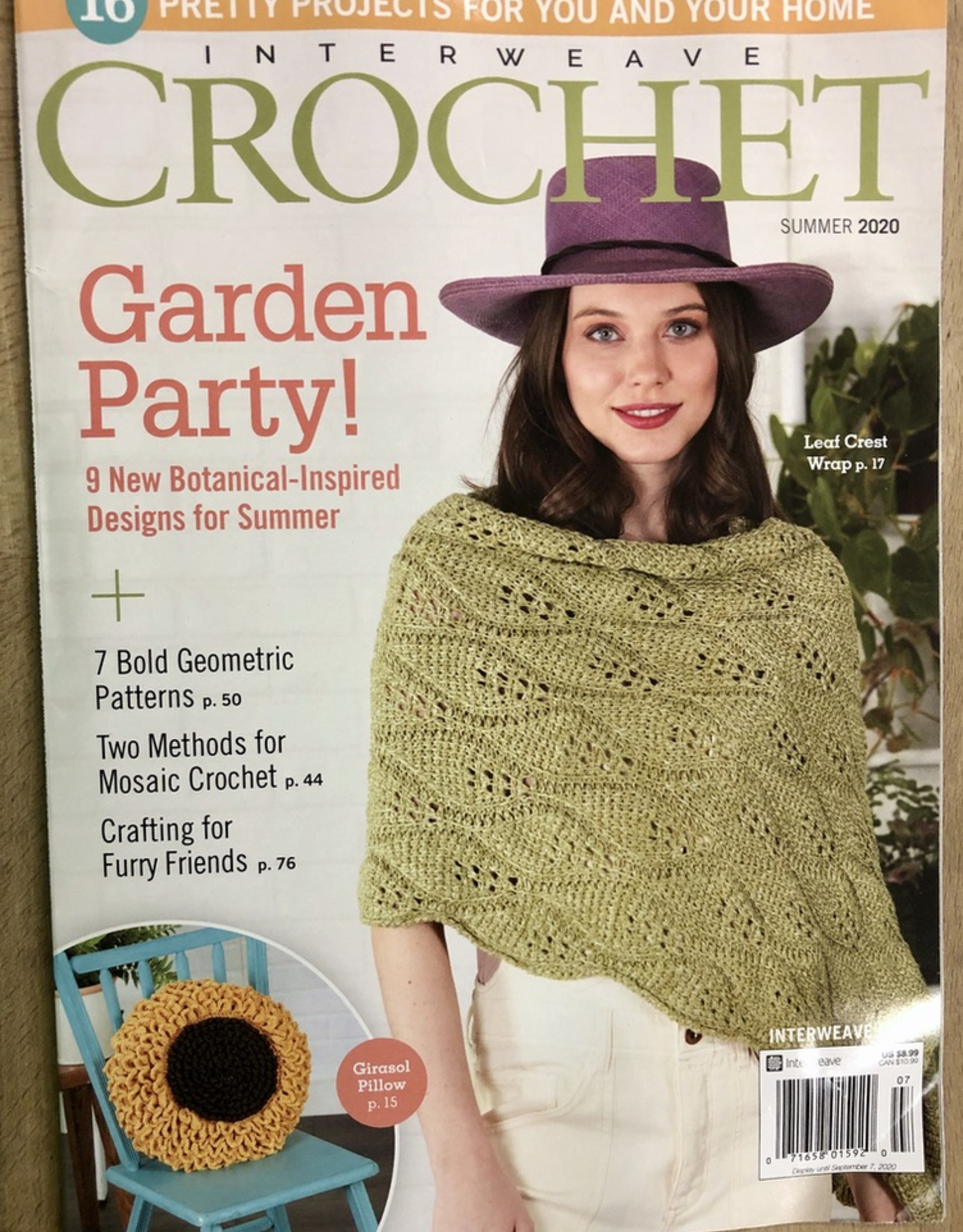 Interweave Interweave Crochet, Summer 2020