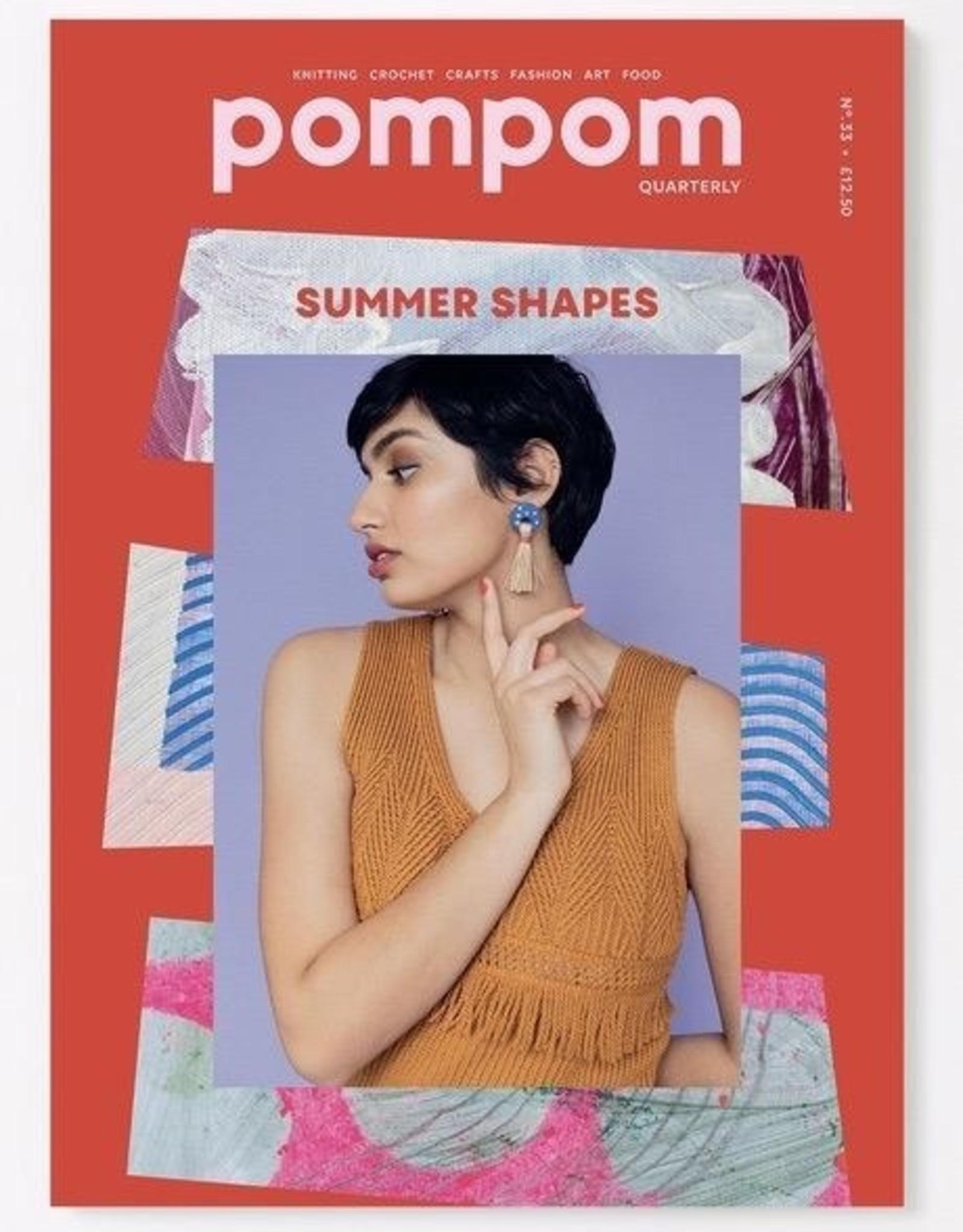 Pom Pom Pom Pom 33 Quarterly Magazine