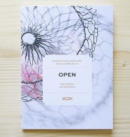 Mason-Dixon Knitting MDK Field Guide no. 15: Open