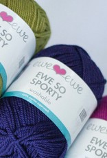 Ewe Ewe Ewe So Sporty by Ewe Ewe Yarns Color Group 2