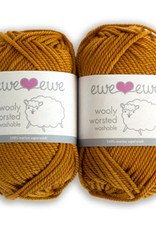 Ewe Ewe Wooly Worsted by Ewe Ewe Yarns Set 3