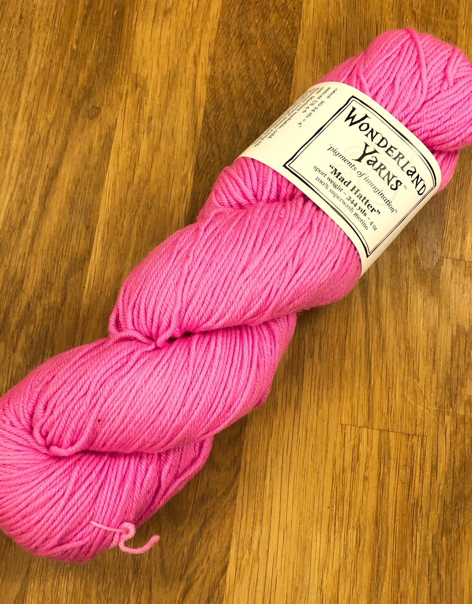 Wonderland Yarn Mad Hatter by Wonderland Yarn Color Group 1