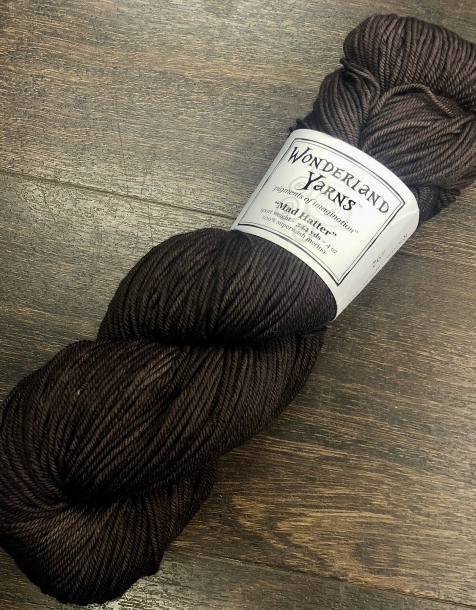 Wonderland Yarn Mad Hatter by Wonderland Yarn Color Group 2