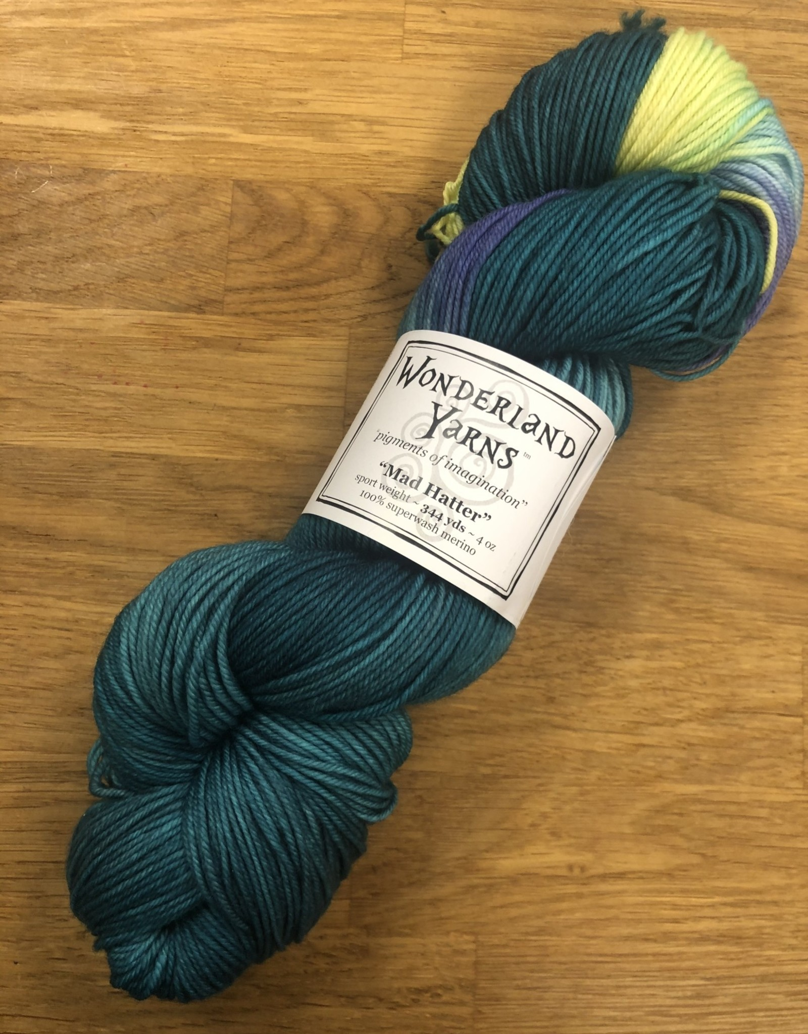 Burst of Inspiration at Your LYS by Wonderland Yarns