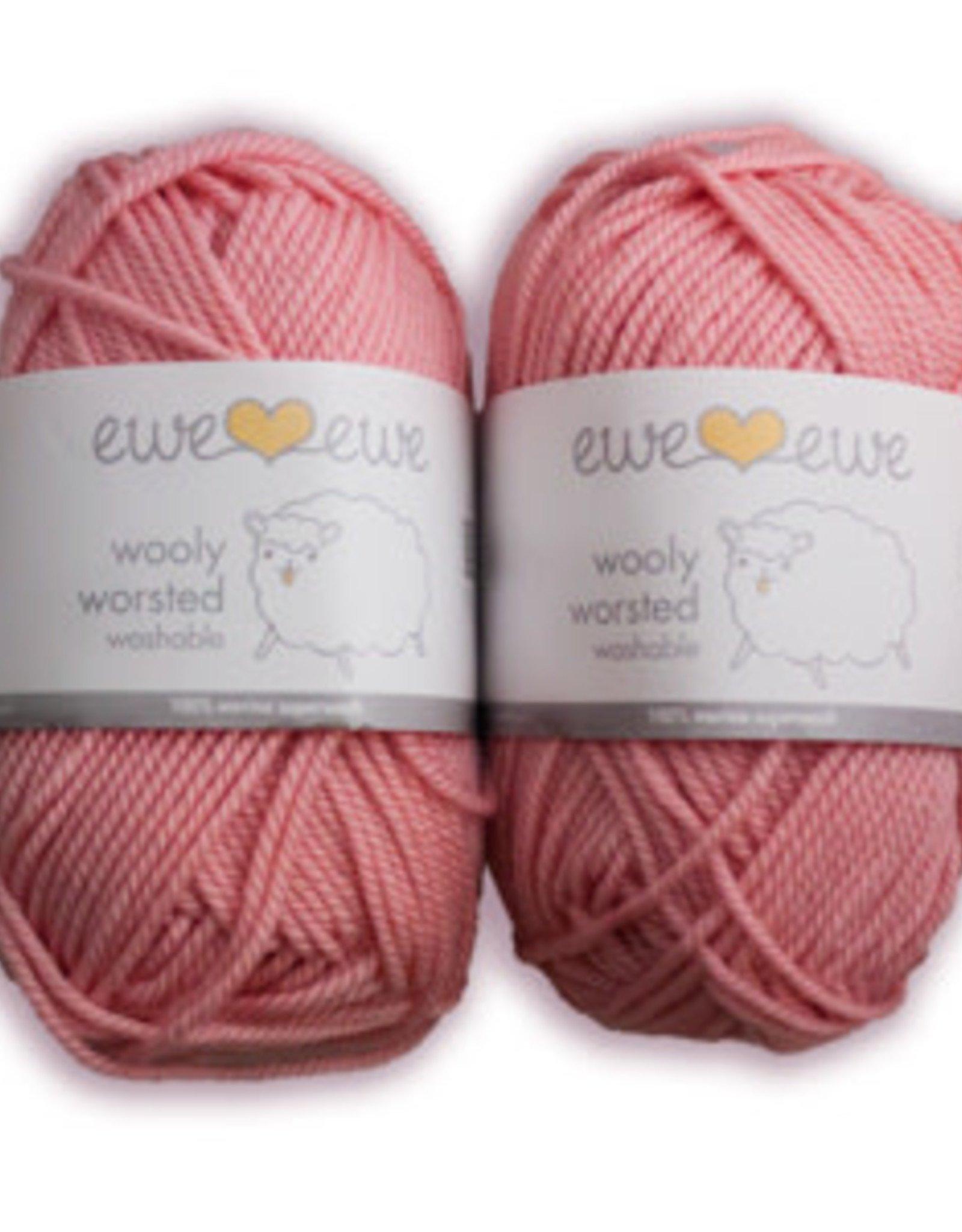 Ewe Ewe Wooly Worsted by Ewe Ewe Yarns Set 1