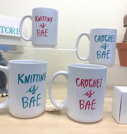 Consignment TL Yarn Craft Mugs