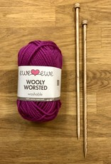 Yarn it & Haberdashery Beginning Knitting Kit