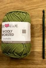 Yarn it & Haberdashery Beginning Crochet Kit