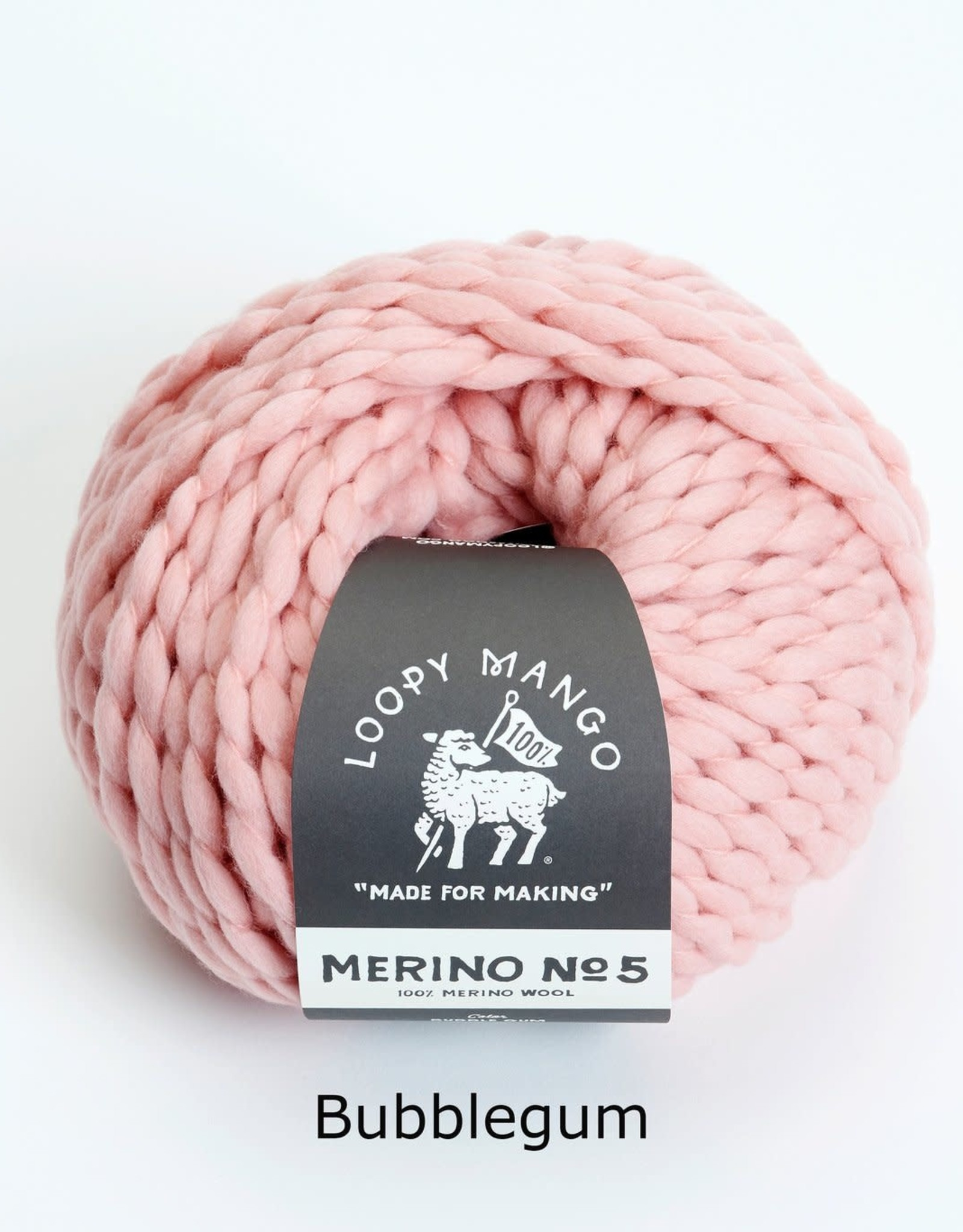 Loopy Mango Merino No. 5 by Loopy Mango