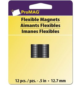 ProMag ProMag Flexible Round Magnets