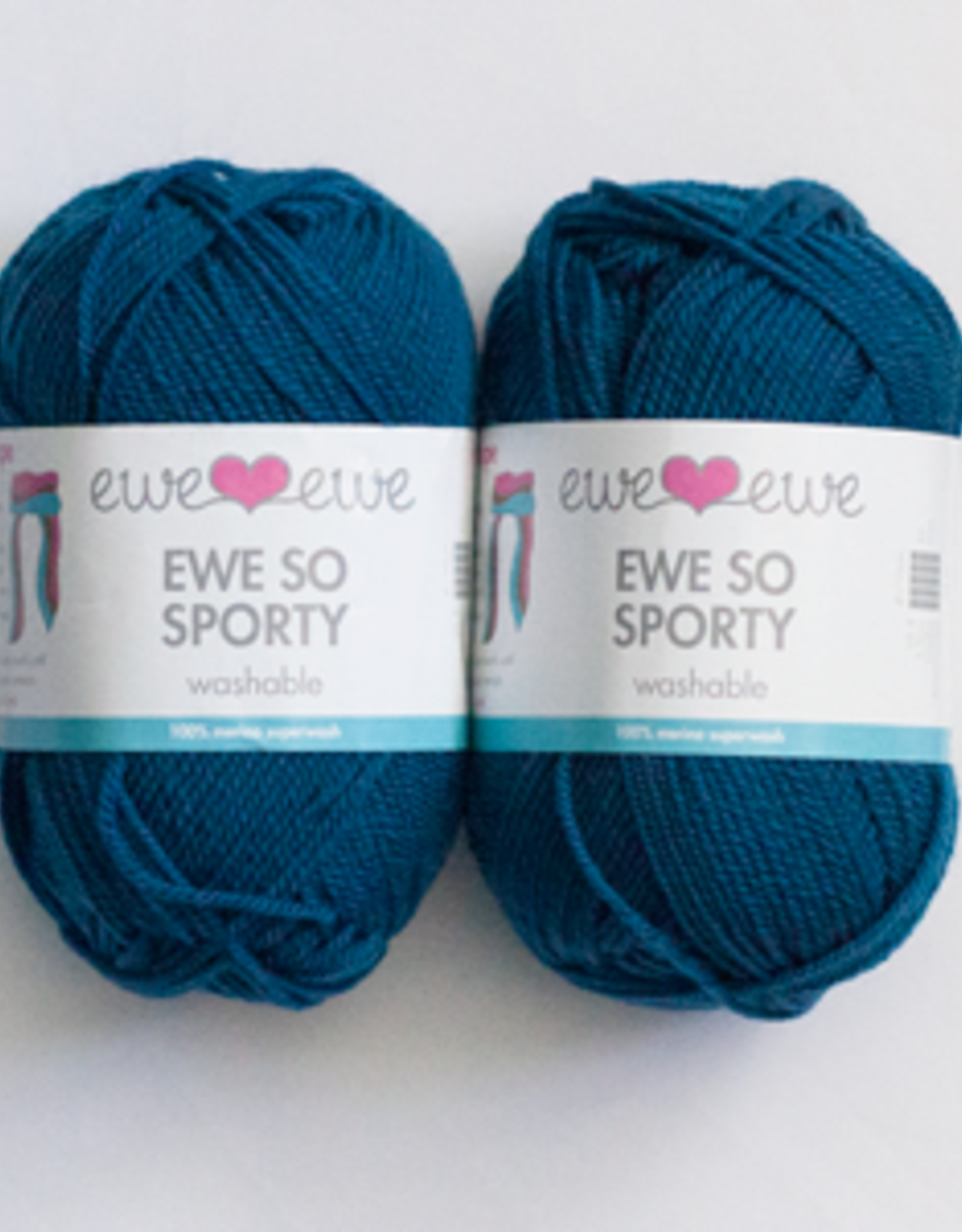 Ewe Ewe Ewe So Sporty by Ewe Ewe Yarns Color Group 3