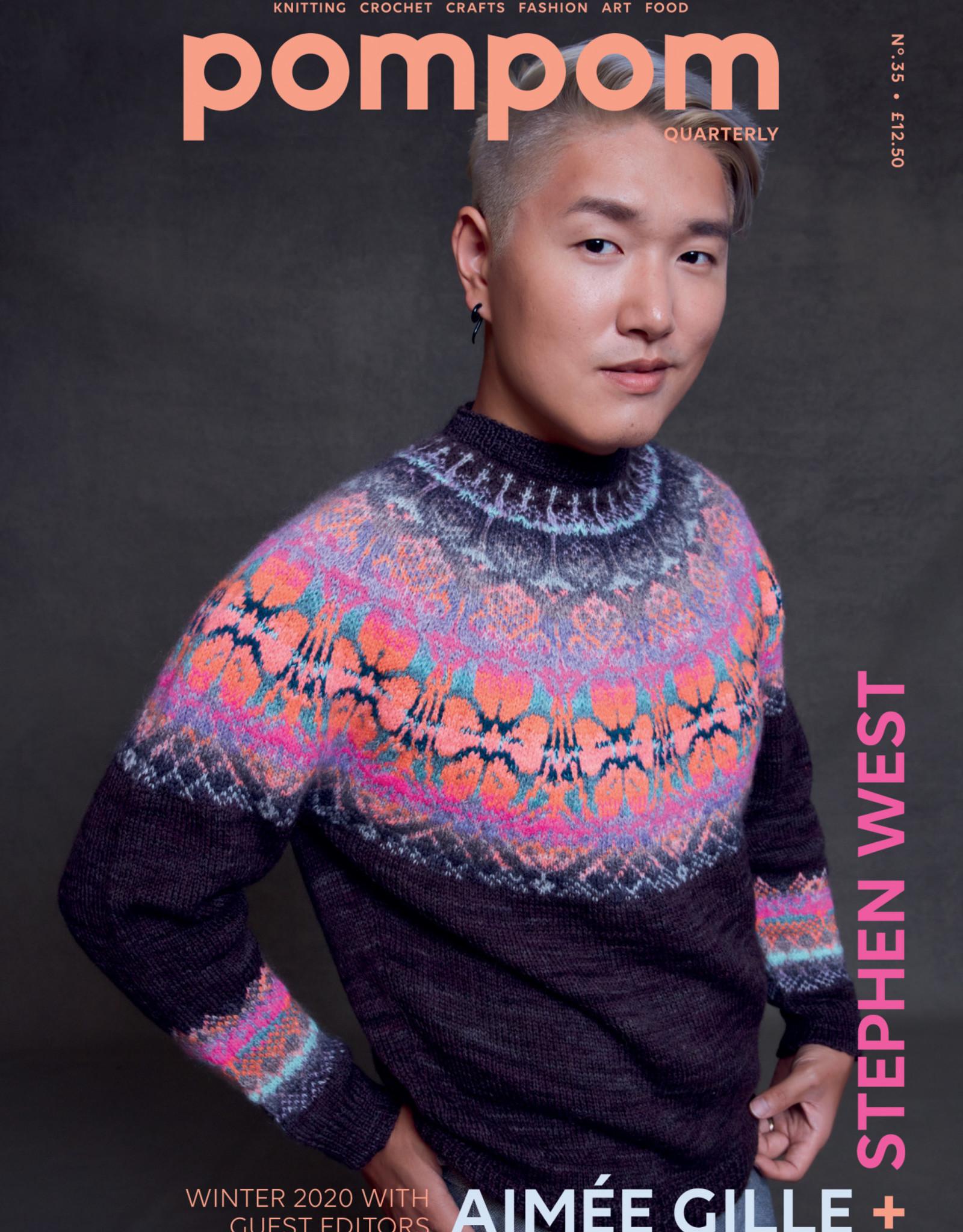 Pom Pom Pom Pom 35 Quarterly Magazine