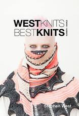 Westknits Westknits Bestknits Number 1 - Shawls by Stephen West