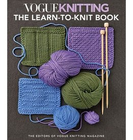 VogueKniting Vogue Knitting: The Learn-to-Knit Book
