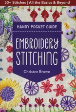 C&T Publishing Embroidery Stitching Pocket Guide